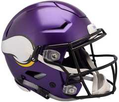Minnesota Vikings SpeedFlex Authentic Helmet HOT