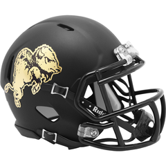 Colorado (Chrome Buffalo) Speed Mini Helmet