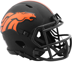 Denver Broncos (Eclipse) Speed Mini Helmet