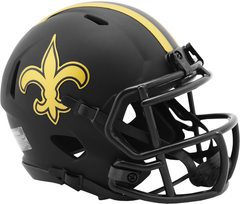 New Orleans Saints (Eclipse) Speed Mini Helmet