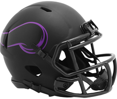 Minnesota Vikings (Eclipse) Speed Mini Helmet