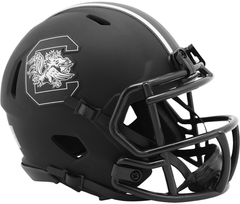 South Carolina Gamecocks (Eclipse) Speed Mini Helmet