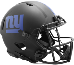 New York Giants (Eclipse) Speed Authentic Helmet