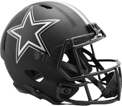Dallas Cowboys (Eclipse) Speed Replica Helmet