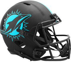 Miami Dolphins (Eclipse) Speed Replica Helmet