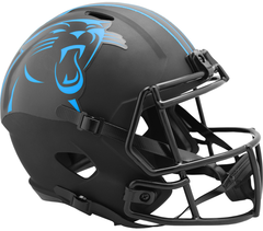 Carolina Panthers (Eclipse) Speed Replica Helmet