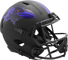 Baltimore Ravens (Eclipse) Speed Replica Helmet