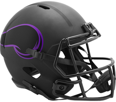 Minnesota Vikings (Eclipse) Speed Replica Helmet