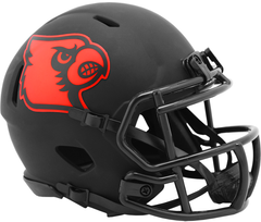 Louisville Cardinals (Eclipse) Speed Mini Helmet