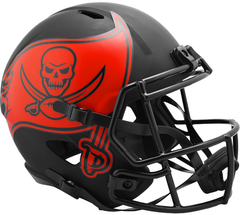 Tampa Bay Buccaneers (Eclipse) Speed Replica Helmet