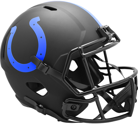 Indianapolis Colts (Eclipse) Speed Replica Helmet