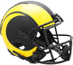 St Louis Rams (Eclipse) Speed Replica Helmet