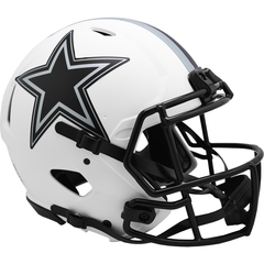 Dallas Cowboys (Lunar Eclipse) Speed Authentic Helmet