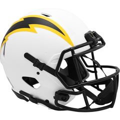 San Diego Chargers (Lunar) Speed Authentic Helmet