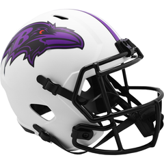 Baltimore Ravens (Lunar Eclipse) Speed Replica Helmet