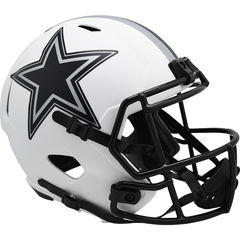Dallas Cowboys (Lunar Eclipse) Speed Replica Helmet