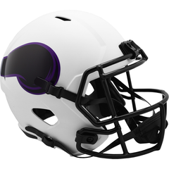 Minnesota Vikings (Lunar) Speed Replica Helmet