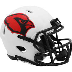 Arizona Cardinals (Lunar Eclipse) Speed Mini Helmet