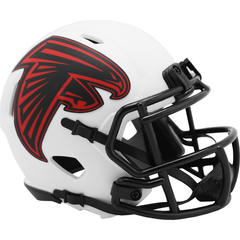 Atlanta Falcons (Lunar Eclipse) Speed Mini Helmet