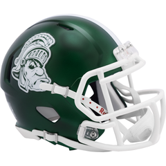 Michigan State (Gruff Sparty) Speed Mini Helmet