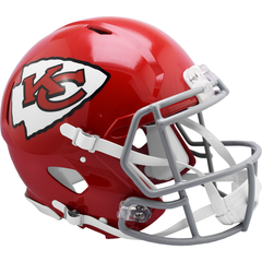 Kansas City Chiefs Speed Authentic (63-73) Helmet