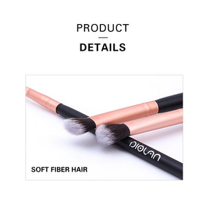 8 PCS Eye Shadow Eyebrow Professional Makeup Brush Set Beauty Cosmetics
