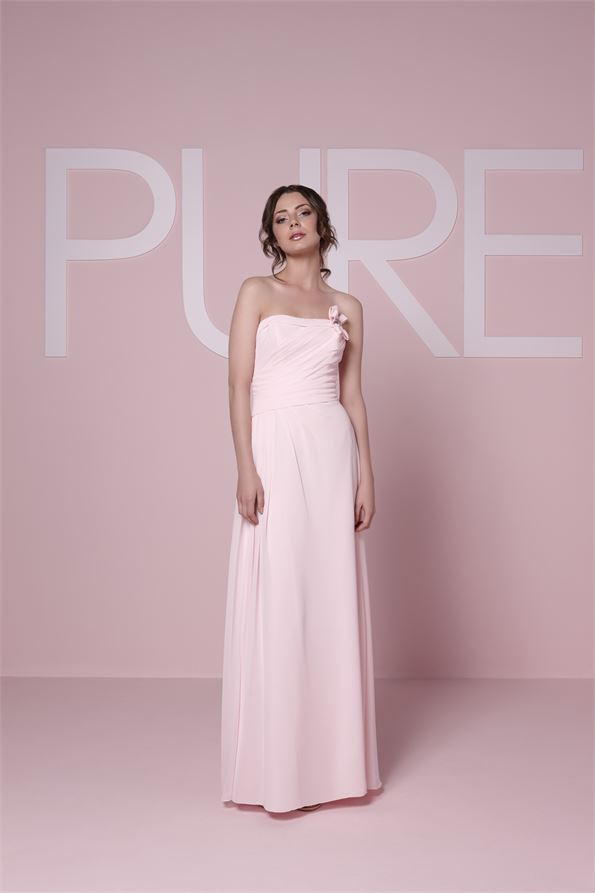 Pink Bridesmaid Dress Size 8 - Shop Ex-Sample