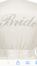 Load image into Gallery viewer, Ivory Robe  - Bride