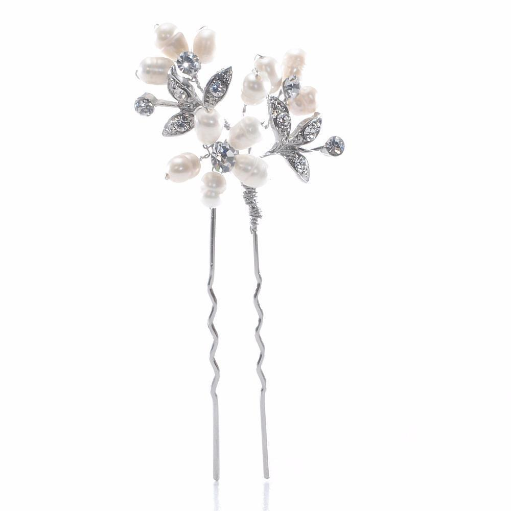 Paris - Set of 3 Hairpins by Starlet Jewellery