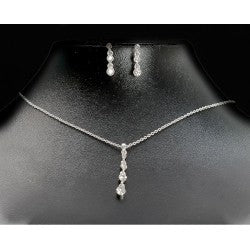 Starlight Diamante Jewellery Set