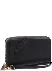 Valencia in Black Onyx Clutch