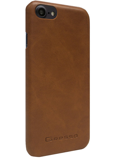 Albion in Brown Snap-On Case - iPhone 7