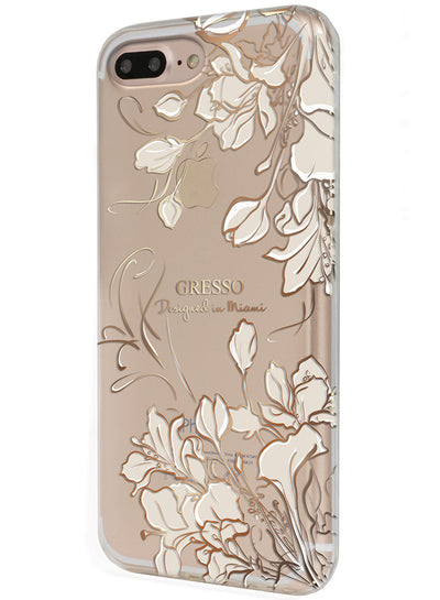 Harmony - Golden Lily Snap-On Case - iPhone 6/6S/7 Plus