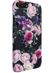 Victorian Garden -  Purple Rose Snap On Case -  iPhone 6/7 Plus