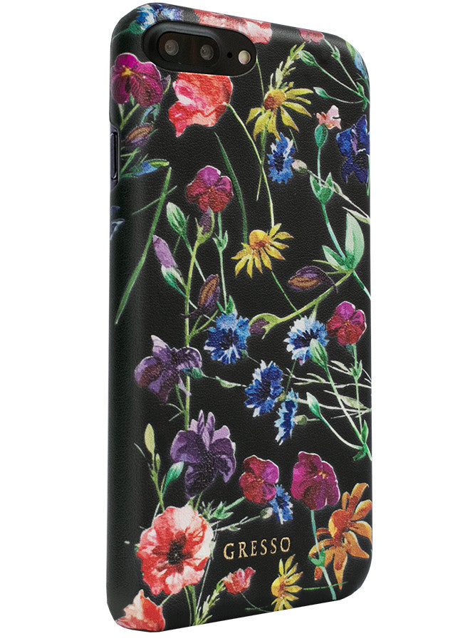 Victorian Garden - Wildflowers Snap On Case -  iPhone 7 Plus