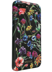 Victorian Garden - Wildflowers Snap On Case -  iPhone 6/7 Plus