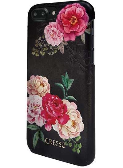 Victorian Garden -  Pink Roses Snap On Case -  iPhone 6/7 Plus