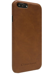 Albion in Brown Snap-On Case - iPhone 6/7 Plus