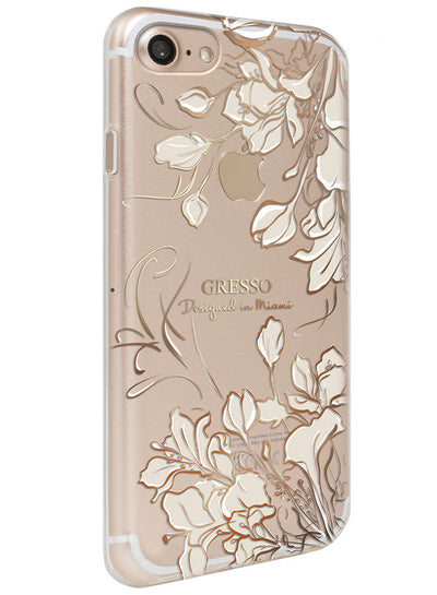 Harmony - Golden Lily Snap-On Case - iPhone 6/6S/7