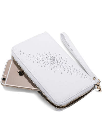 Constellation in White Clutch