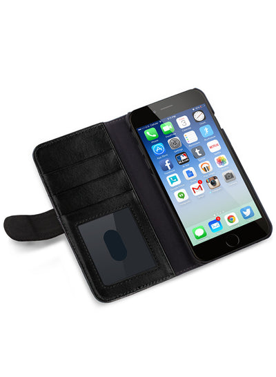Nocturne  Wallet - iPhone 6/7 Plus