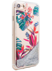 Jungle Glitter - Oasis Snap-on Case - iPhone 7
