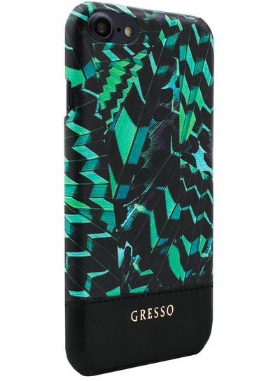 Midnight Tropics - Grove in Green Snap-on Case - iPhone 6/6S/7
