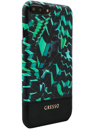 Midnight Tropics - Grove in Green Snap-on Case - iPhone 6/7 Plus