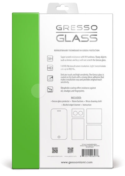 Gresso Glass - Privacy Screen Protector - iPhone 6/6s/7