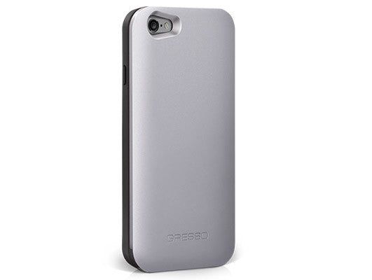 iPhone 6/6s Aluminum Silver Slider
