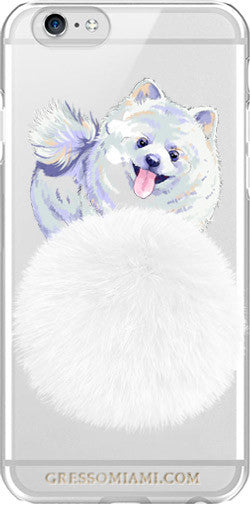 iPhone 7 Snap-On Case FURBABY / Spitz