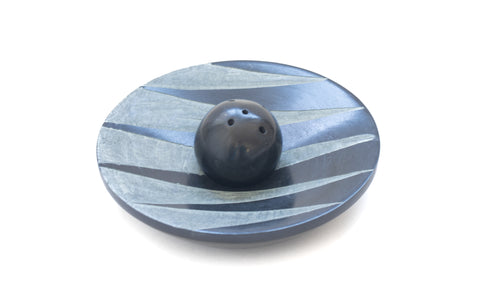 Stone Incense Holder Plate