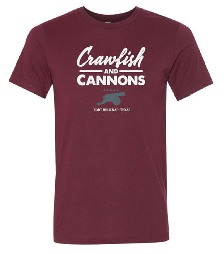 Crawfish and Cannons T-Shirt
