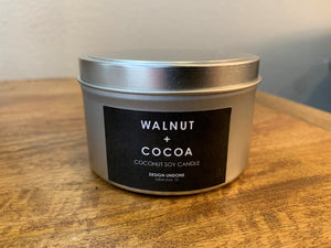Walnut & Cocoa Candle